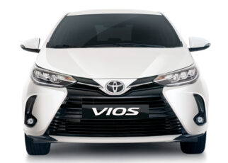 Toyota Vios Facelift in Philippines
