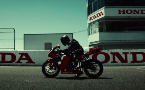 New Honda CBR600 RR