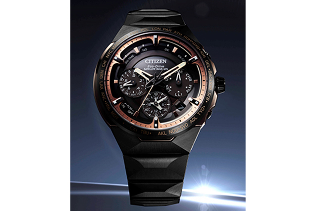 Citizen Satellite Wave GPS F950 Limited Edition