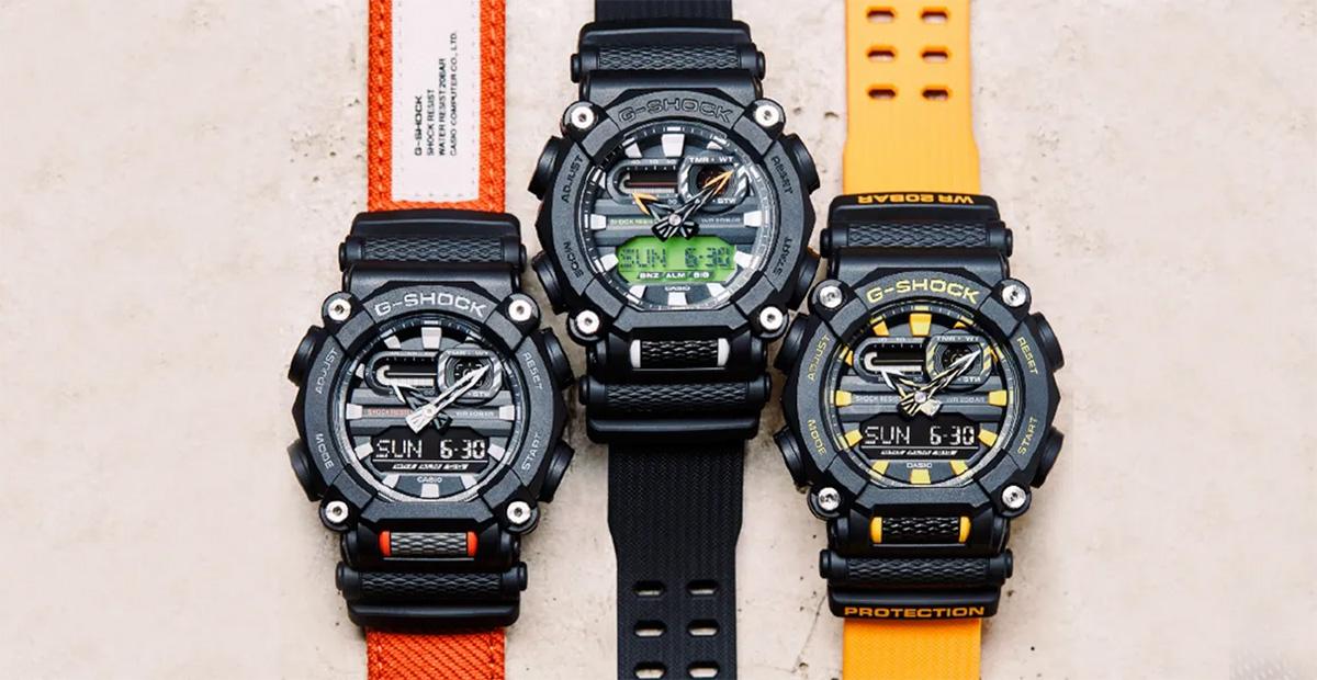 G-Shock GA900 Collection