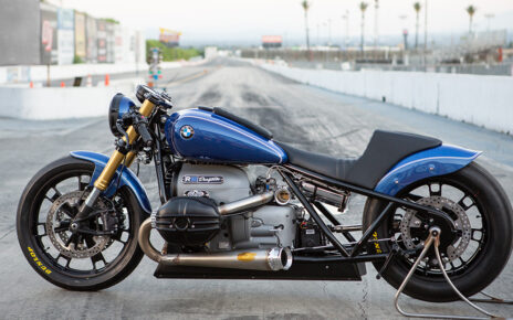 BMW R 18 Dragster Concept