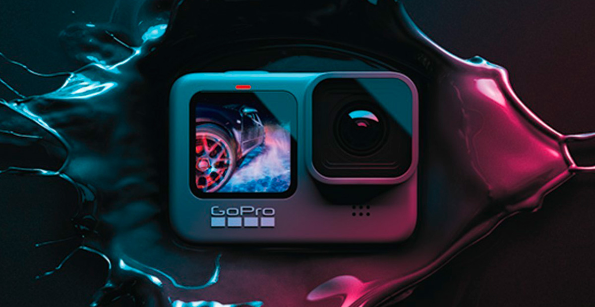 New GoPro Hero9 Black