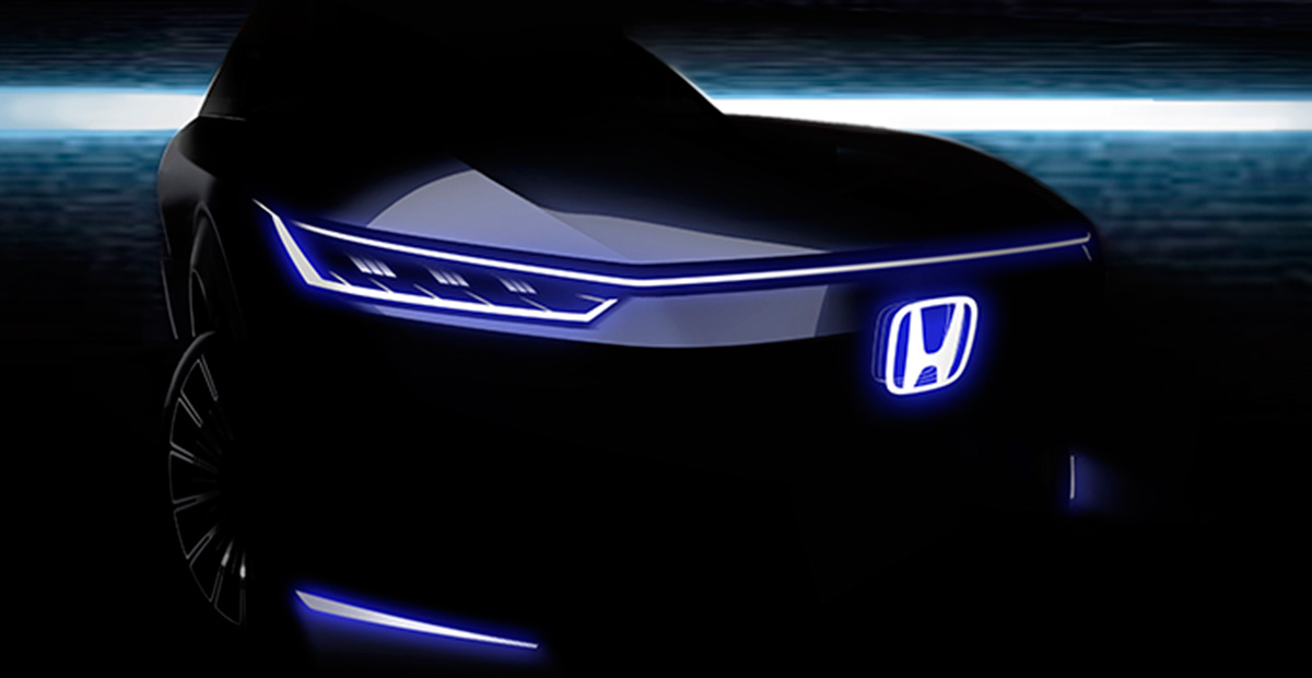 Honda Will Unveil New EV Concept