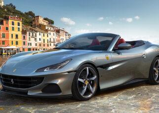 New Ferrari Portofino M