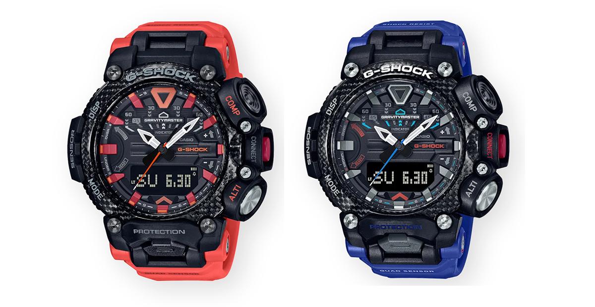 New G-Shock GRB200