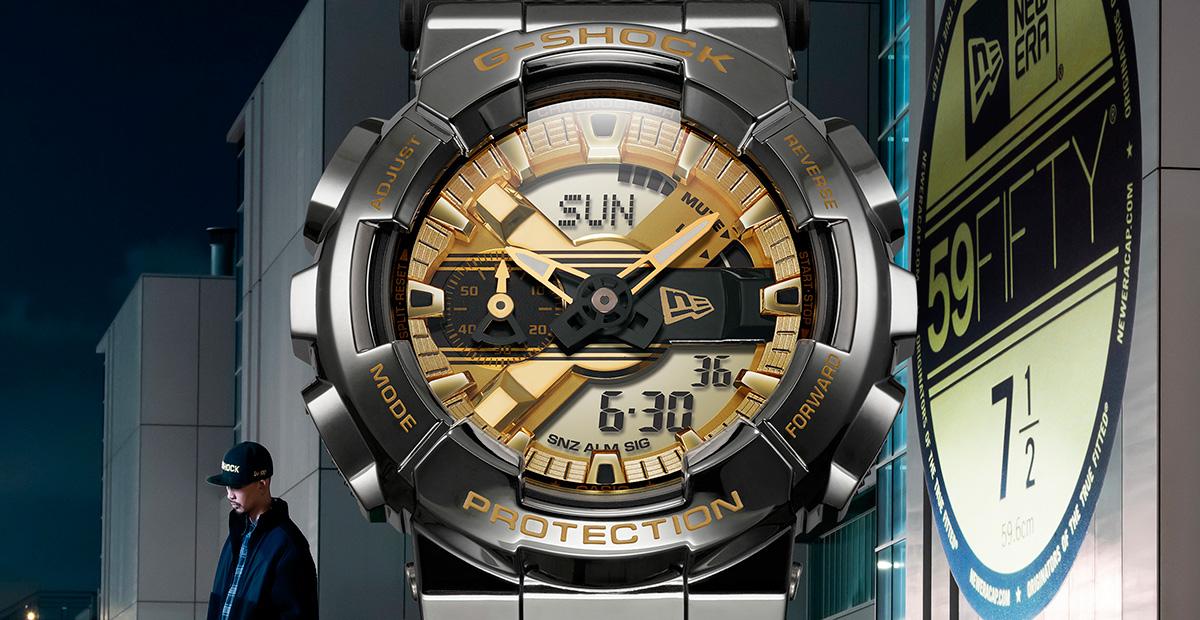 G-Shock x New Era GM110NE-1A