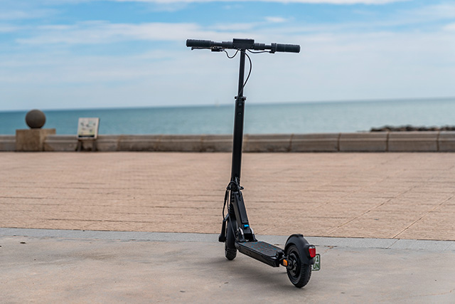 New Mercedes-Benz eScooter