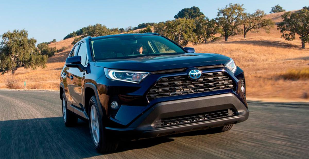 New Toyota RAV4 Hybrid XLE Premium