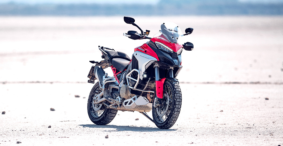 Ducati Multistrada V4 Generation 4th
