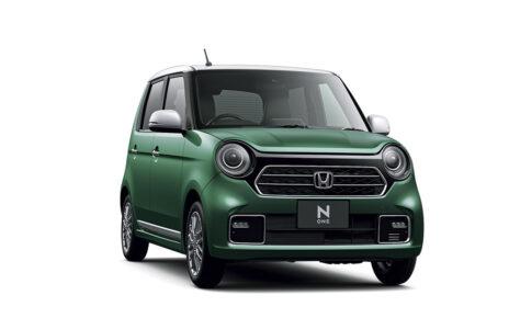 New Honda N-One