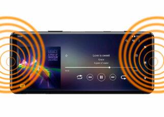 New Sony Xperia 5 II