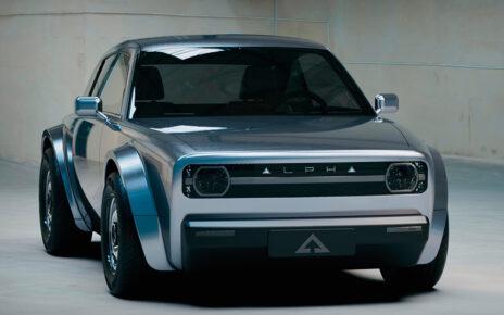 Alpha Ace Coupe EV