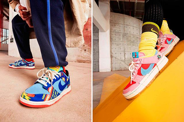 Nike Chinese New Year 2021 Cracker