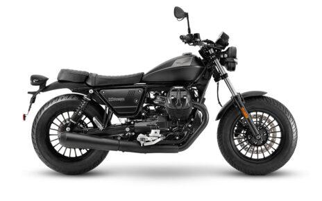 New Moto Guzzi V9