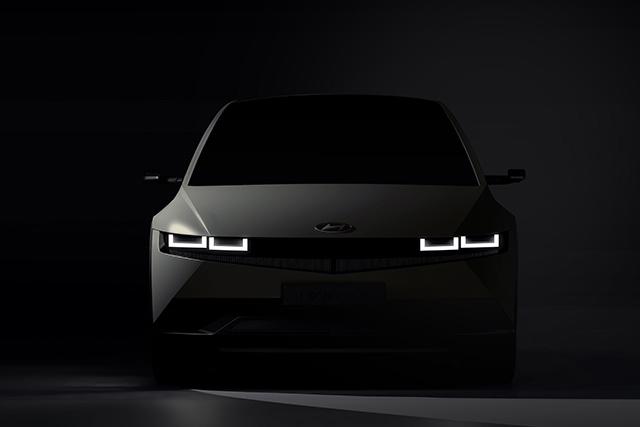 Hyundai BEV