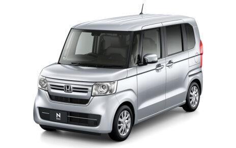New Honda N-Box