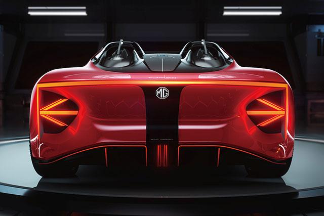 MG EC Concept Car