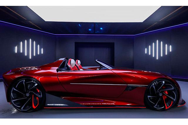 EV Concept Car