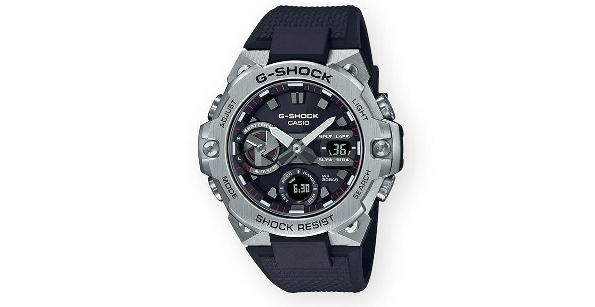 New G-Shock GSTB400-1A