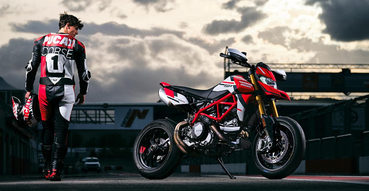 New Ducati Hypermotard 950 SP