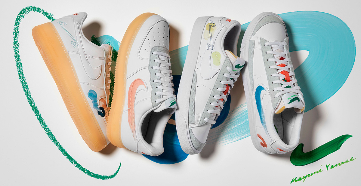 Nike Flyleather Collection