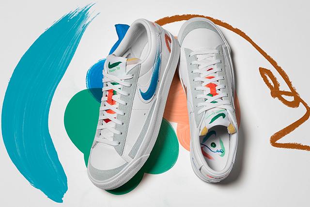 Nike Blazer Flyleather