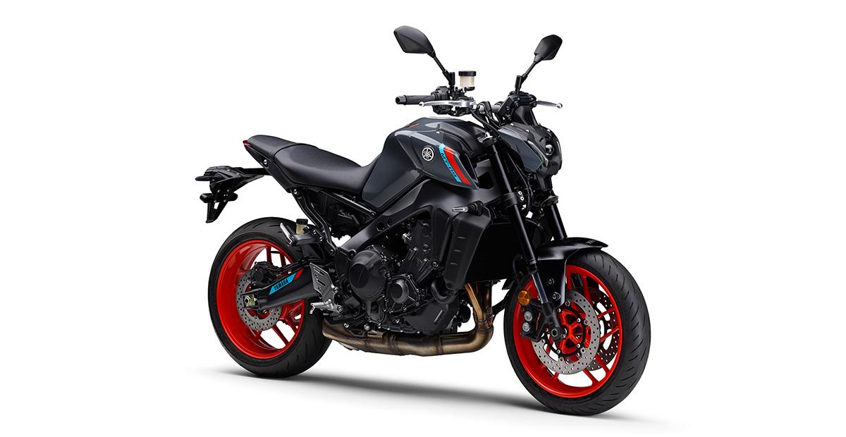 New Yamaha MT-09