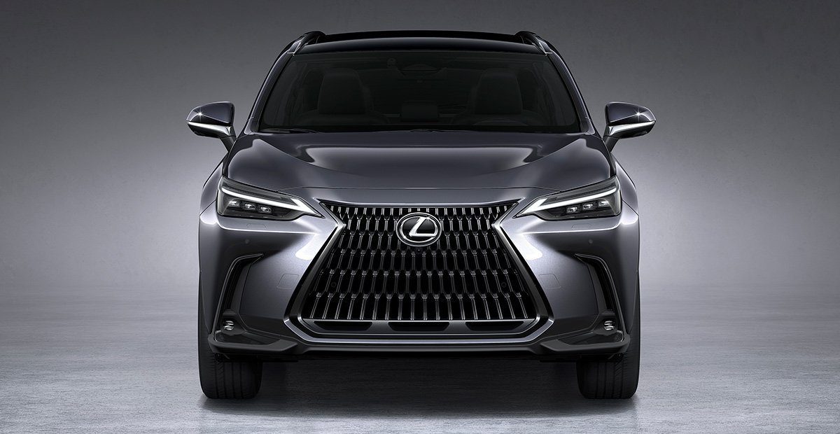 All New Lexus NX