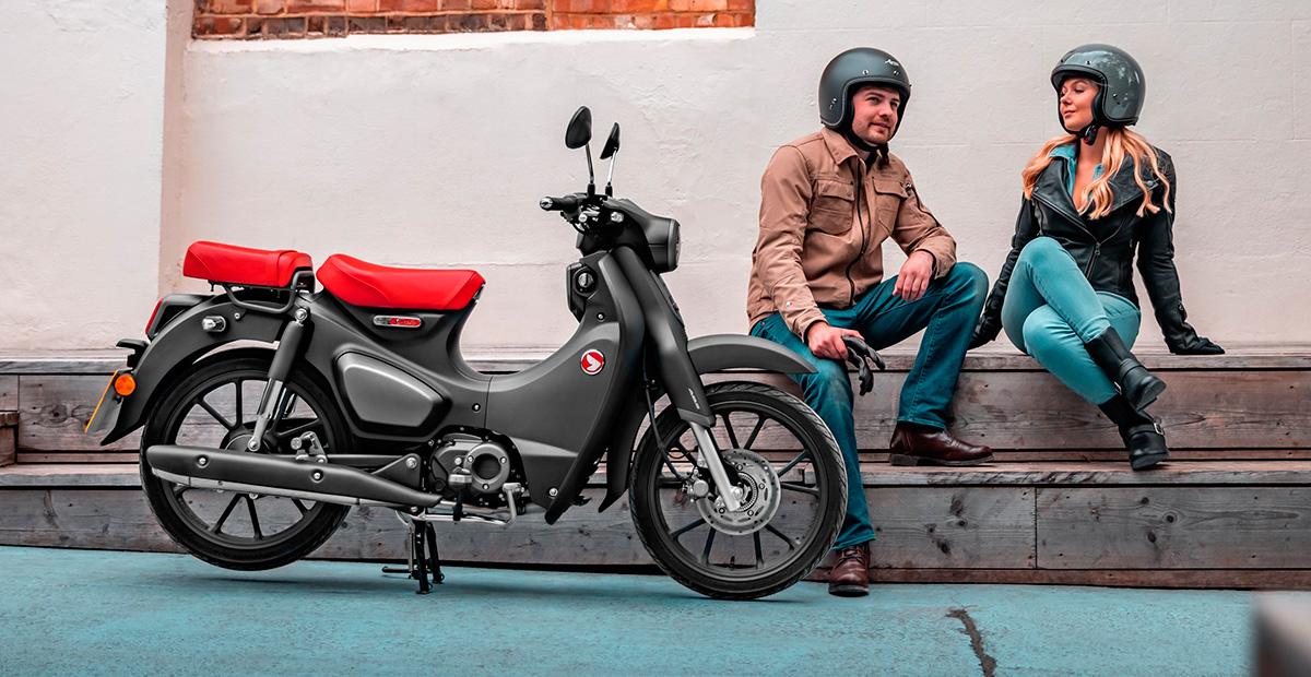 New Honda Super Cub 125 MY 2022