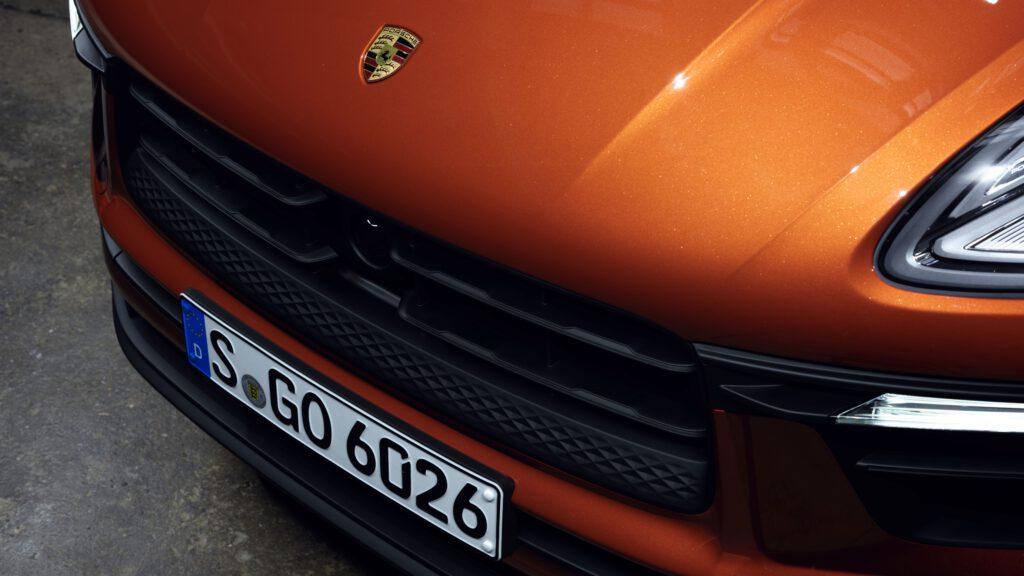 Porsche Macan MY 2022