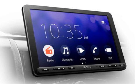 Sony XAV-AX8100