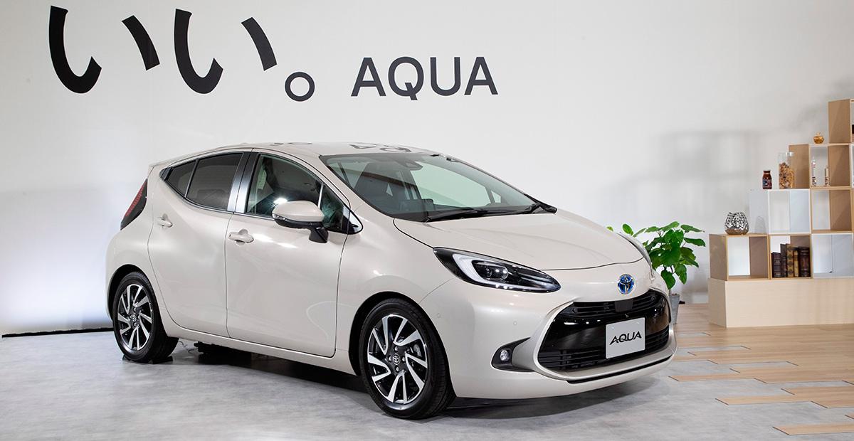Toyota Aqua 2nd Generation