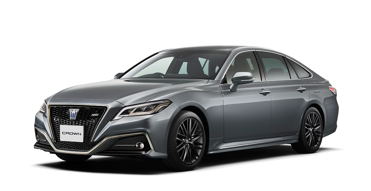 Toyota Crown Special Specification