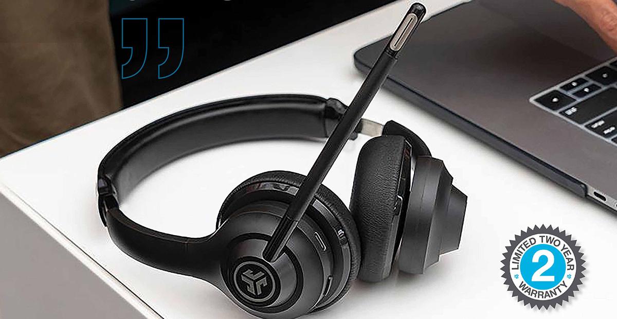 JLaB Go Work Wireless Headphone