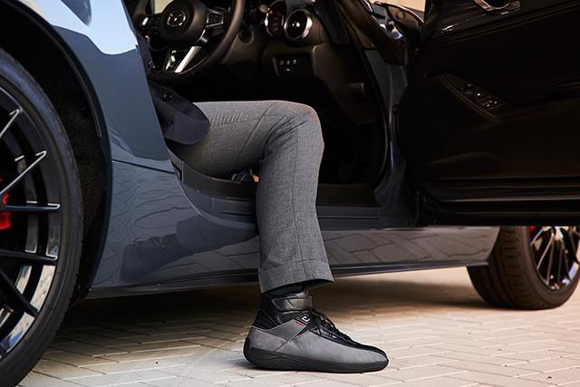 Mazda x Mizuno Shoes
