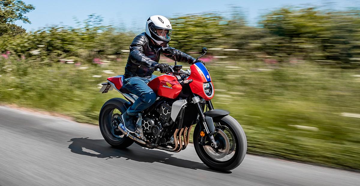 New Honda CB1000R 5Four