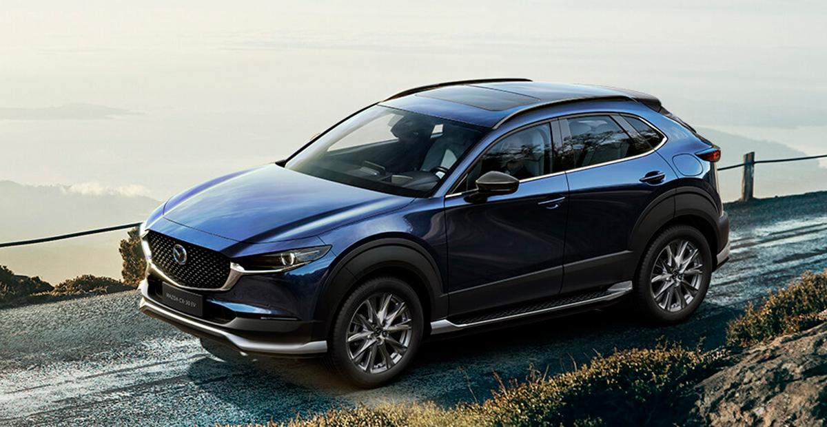 New Mazda CX-30 EV