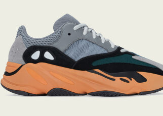 Adidas Yeezy Boost 700 Orange Wash